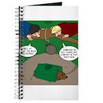 OTL Bear Bag Journal