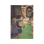 Smith's Hansel & Gretel Rectangle Magnet (10 pack)