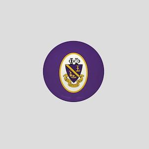 Phi Chi Theta Crest Mini Button