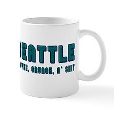 FUNNY SEATTLE Mug