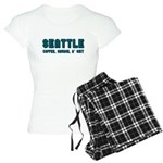 FUNNY SEATTLE Women's Light Pajamas