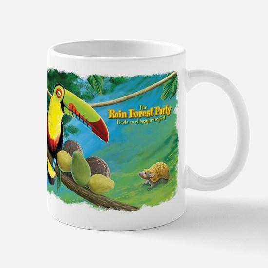 Rain Forest Toucan Mug