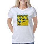 cyprus_olivetrees Women's Classic T-Shirt