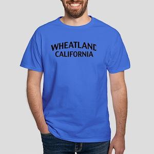 Wheatland California Dark T-Shirt