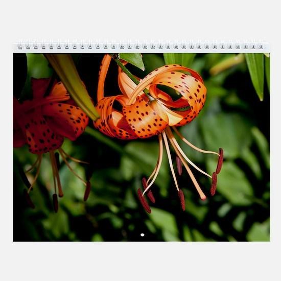 Summer Beauty Wall Calendar