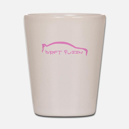 "Mitsubishi EVO ""Drift Queen"" Shot Glass"