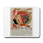 Kraputnik Soviet Peoples Stout Mousepad