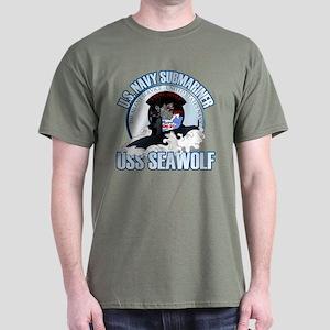 Navy Submariner SSN-21 Dark T-Shirt