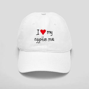 I LOVE MY Egyptian Mau Cap