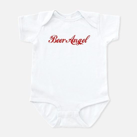 Beer Angel Infant Bodysuit