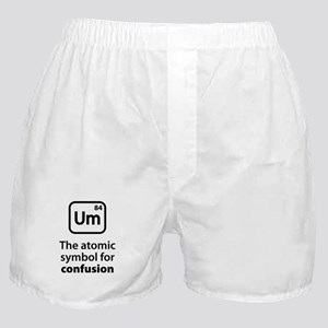 Symbol for Confusion Boxer Shorts