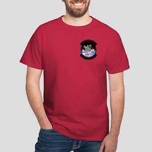 2-Sided Beware The Wolf! Dark T-Shirt