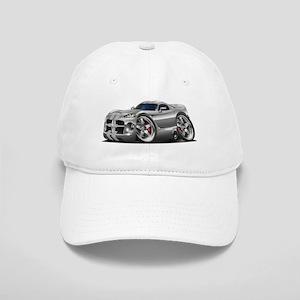 Viper GTS Grey-Silver Car Cap