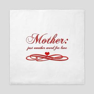 Mother: Queen Duvet