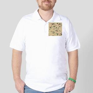 Vintage Bird Golf Shirt