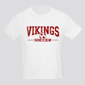Vikings Soccer Kids Light T-Shirt