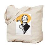 Pop Art - 'Man' Tote Bag