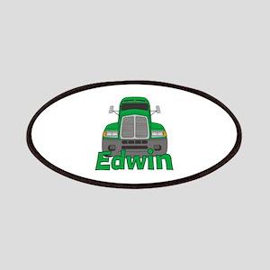 Trucker Edwin Patches