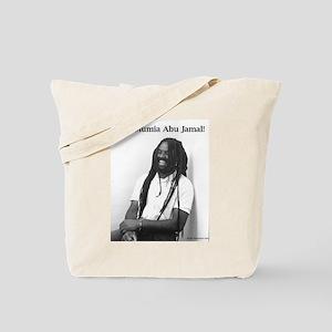 Mumia Abu Jamal Tote Bag