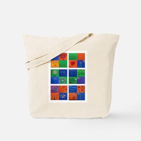 Unique San benito Tote Bag