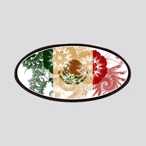 Mexico Flag Patches