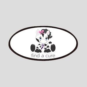 Find a cure Zebra Patches