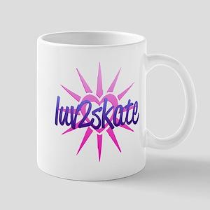 Luv 2 Skate Mug