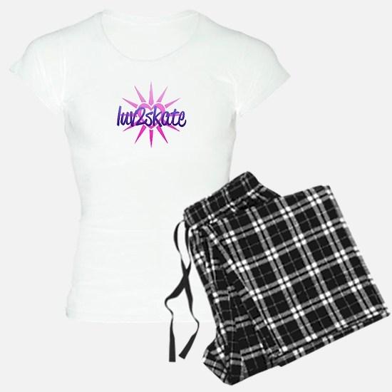 Luv 2 Skate Pajamas