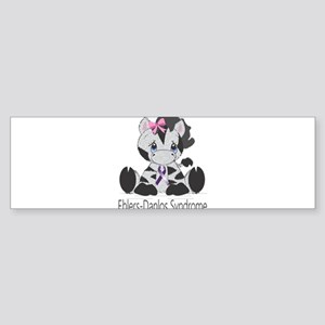 Ehlers-Danlos Syndrome Cutie Sticker (Bumper)
