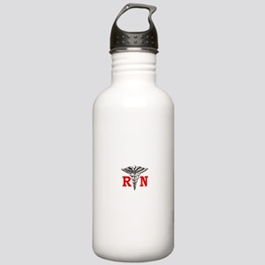 Registered Nurse Stainless Water Bottle 1.0L