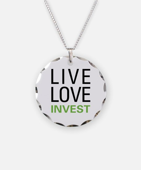Live Love Invest Necklace