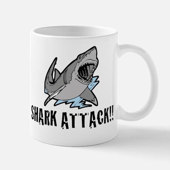Cute Great white shark Mug