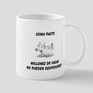 como pasto Mug