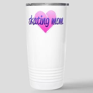 Skating Mom 2 Stainless Steel Travel Mug
