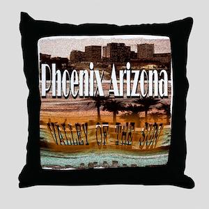Phoenix Arizona Throw Pillow