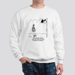 Bird Guide to People Sweatshirt