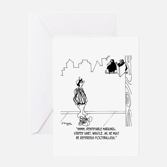 Bird Guide to People Greeting Card