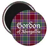 Tartan - Gordon of Abergeldie Magnet