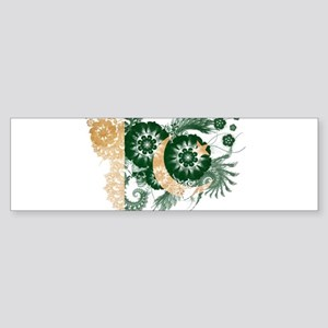 Pakistan Flag Sticker (Bumper)