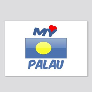 My Love Palau Postcards (Package of 8)