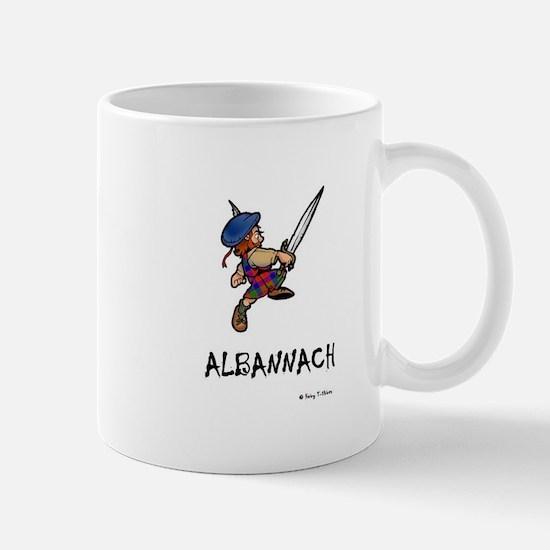 Funny Scotsman Mug