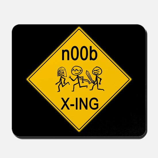 n00b Crossing Mousepad