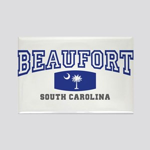 Beaufort South Carolina, Palmetto State Flag Recta