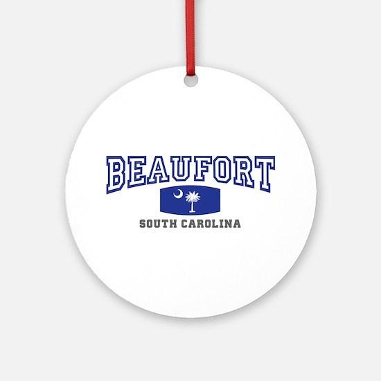 Beaufort South Carolina, Palmetto State Flag Ornam