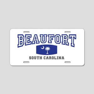 Beaufort South Carolina, Palmetto State Flag Alumi