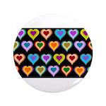 Groovy Hearts Pattern 3.5