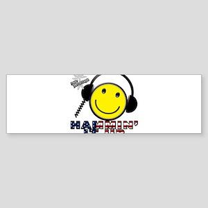 Guffable Designs Amatuer Radi Sticker (Bumper)