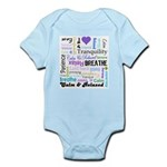 Relax Typography Infant Bodysuit