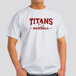 Titans Baseball Light T-Shirt