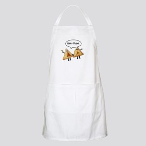 Happy Purim Hamantaschen Apron